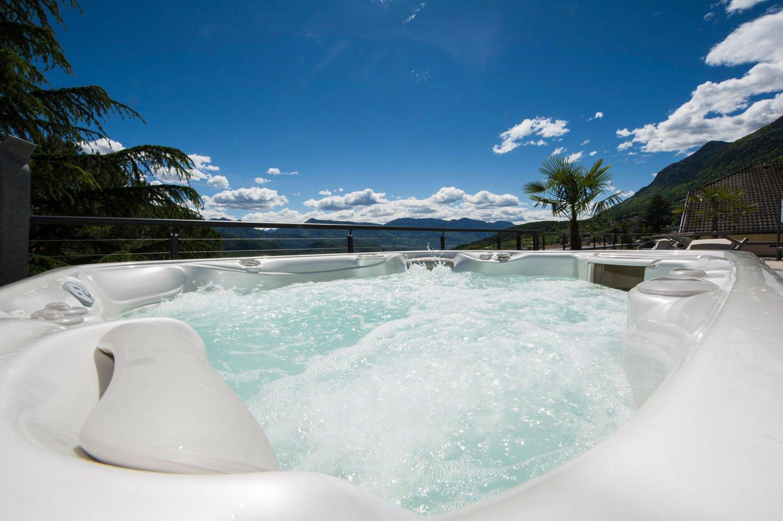Appartamenti vacanza con SPA a Caldaro nel sud dell\'Alto Adige